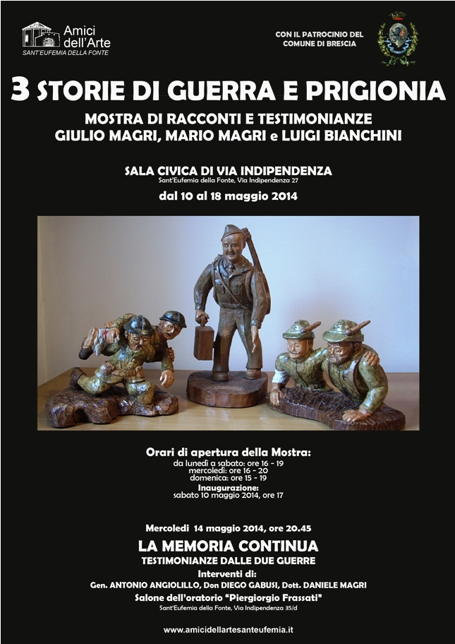 mostra magri 2014 tre storie